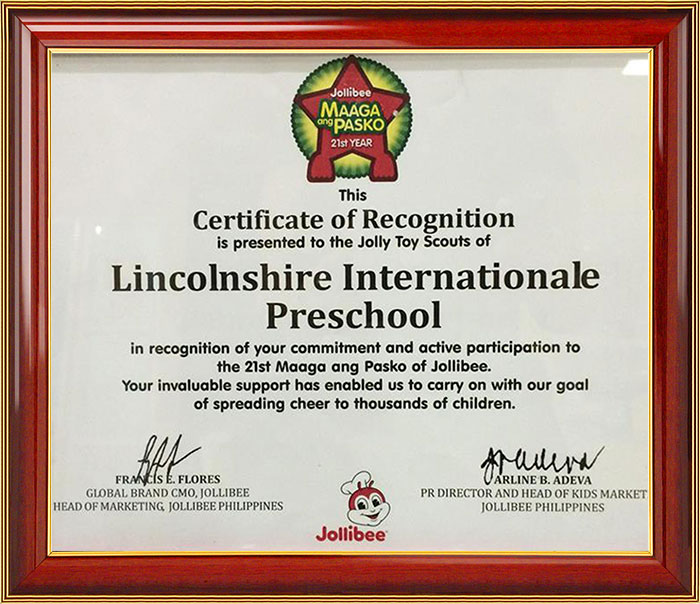 Lincolnshire Internationale Preschool